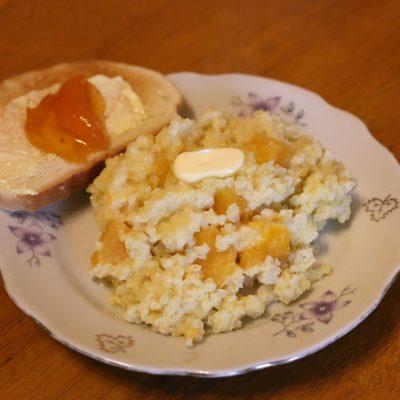 Пшенная каша с тыквой - рецепт с фото