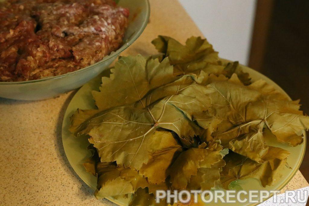 Фото рецепта - Долма, приготовленная в пароварке - шаг 3