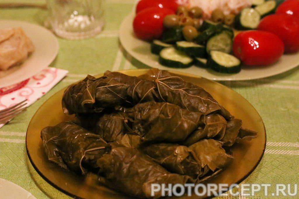 Фото рецепта - Долма, приготовленная в пароварке - шаг 5