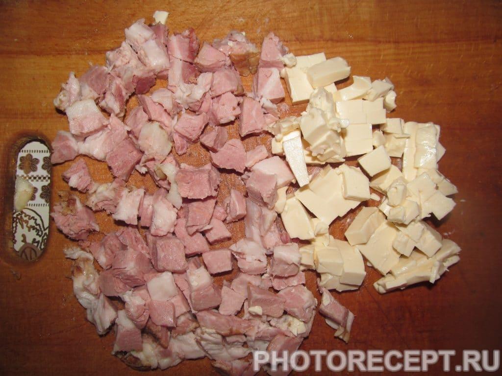 Фото рецепта - Сырный крем-суп с беконом - шаг 5