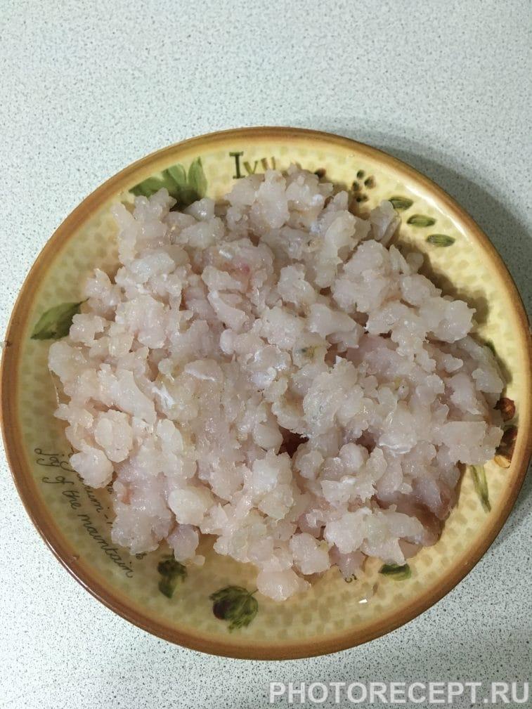 Фото рецепта - Русско-скандинавские котлеты из рыбы - шаг 1