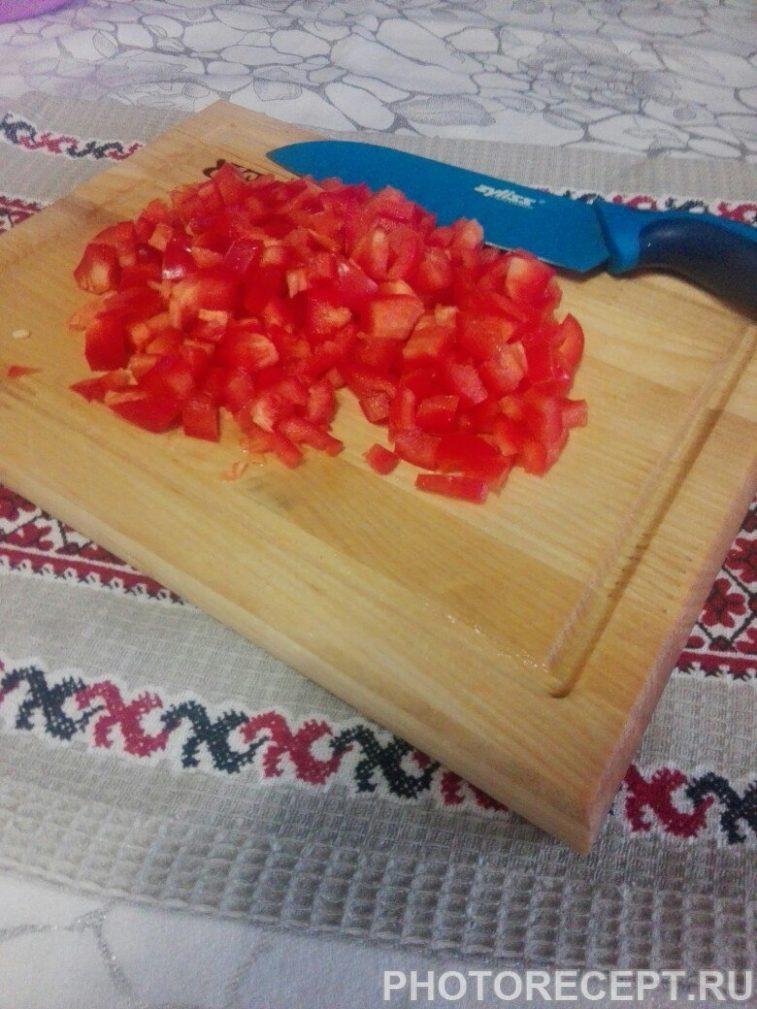 Фото рецепта - Гречневая каша с мясным соусом из фарша - шаг 4