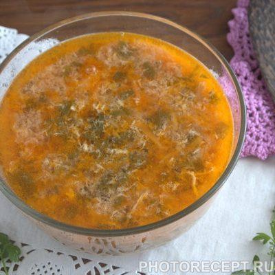 Борщ без капусты с корнеплодами и щавелем - рецепт с фото