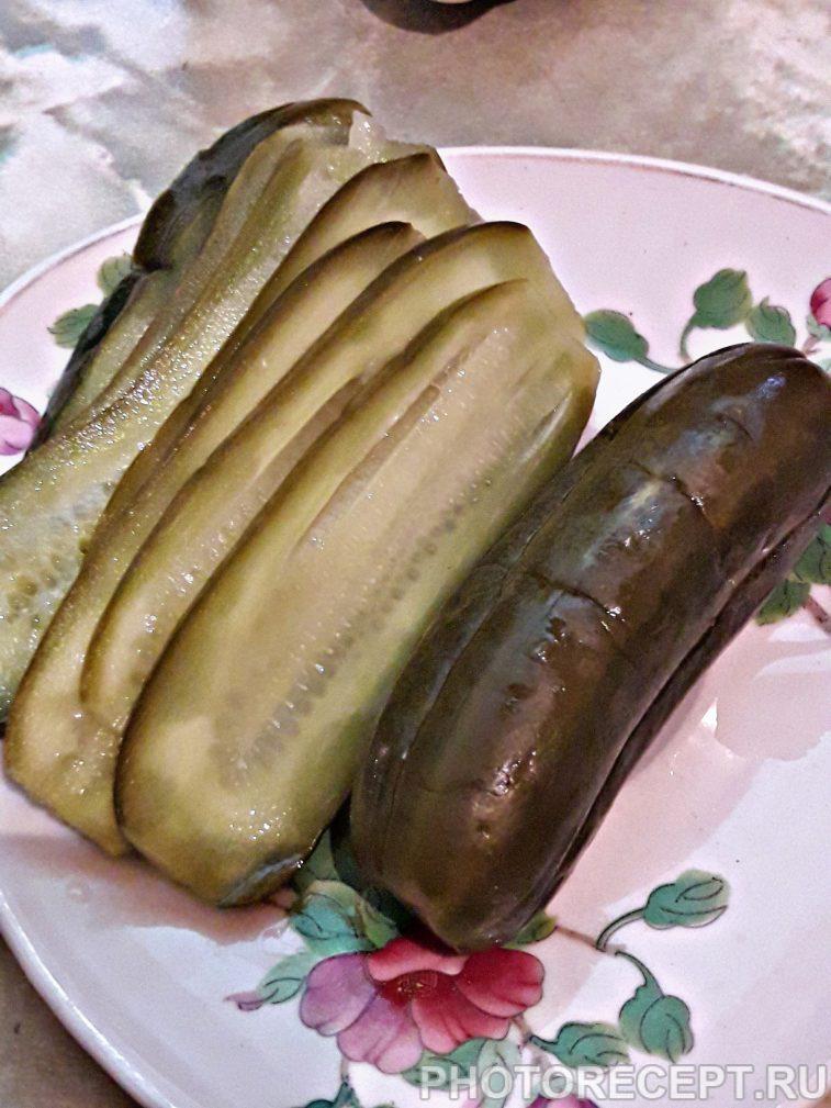 Фото рецепта - Закусочные бутерброды со шпротами - шаг 4