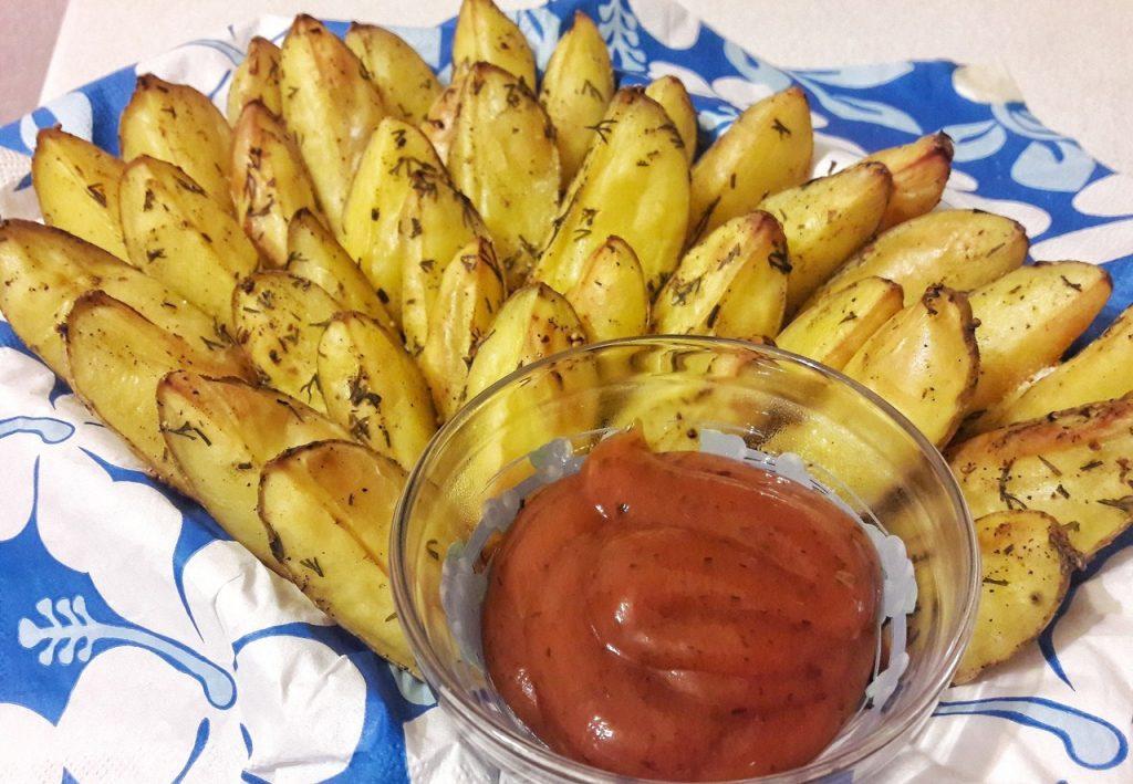 Фото рецепта - Запеченный картофель - шаг 5