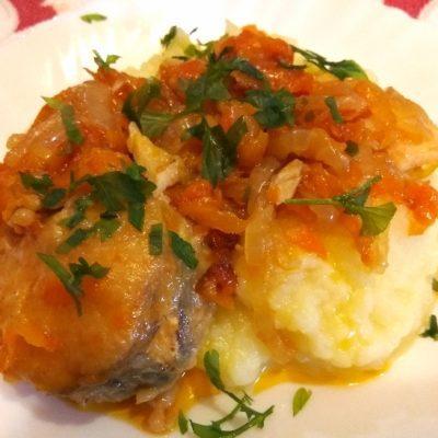 Рыба под маринадом - рецепт с фото
