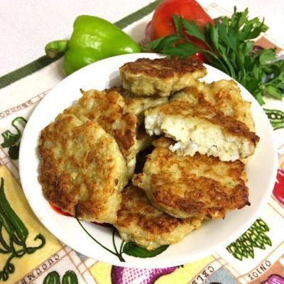 Русско-скандинавские котлеты из рыбы - рецепт с фото