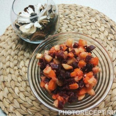 Студенческий винегрет - рецепт с фото