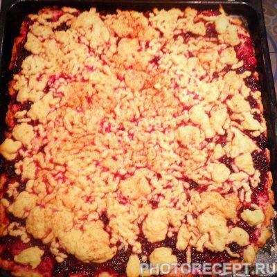 Фото рецепта - Кудрявое печенье с джемом - шаг 9