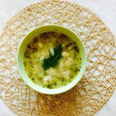 Суп из кабачков - рецепт с фото