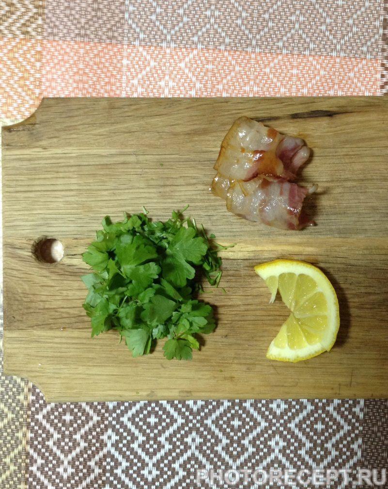 "Фото рецепта - Овощной суп ""Минестроне"" - шаг 5"