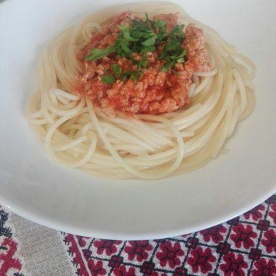 Соус болоньезе - рецепт с фото