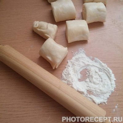 Фото рецепта - Казан Самса - шаг 2