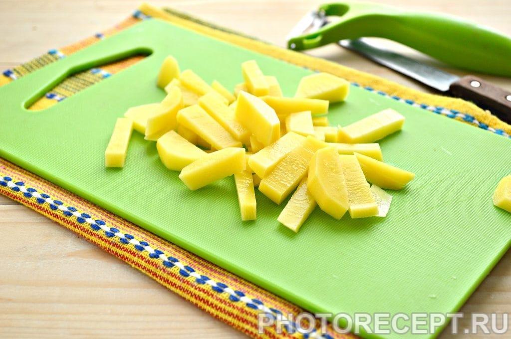 Фото рецепта - Суп-лапша на курином бульоне - шаг 1
