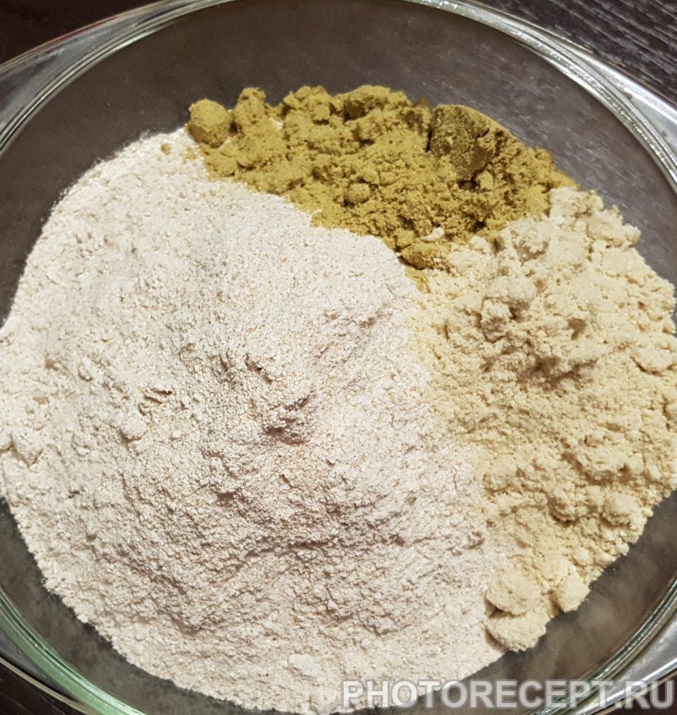 Фото рецепта - Домашний хлеб из цельнозерновой муки - шаг 2