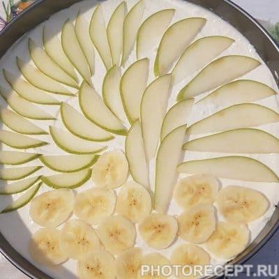 Фото рецепта - Творожный торт на бисквитной основе - шаг 5