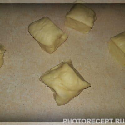 Фото рецепта - Булочки сахарные - шаг 7