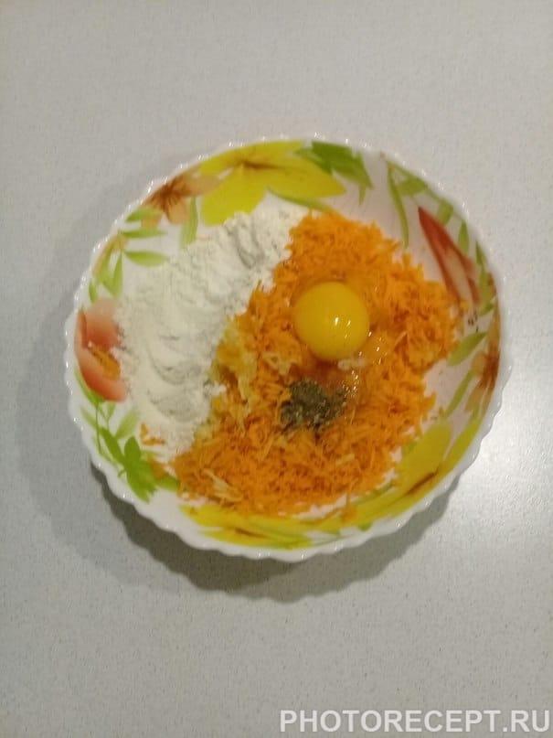 Фото рецепта - Морковные котлеты - шаг 2