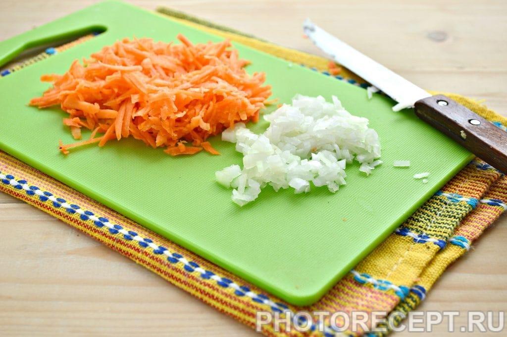 Фото рецепта - Суп-лапша на курином бульоне - шаг 3