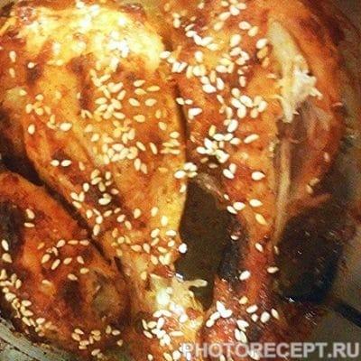 Фото рецепта - Запечённые куриные окорочка - шаг 3