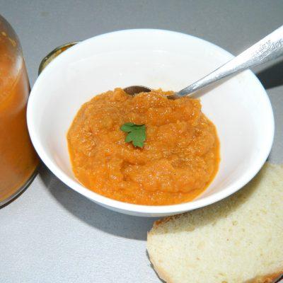 Кабачковая икра без обжарки для зимнего хранения - рецепт с фото