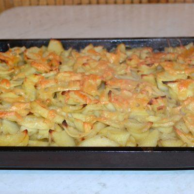 Картофель по-министерски - рецепт с фото