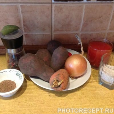 Фото рецепта - Суп харчо из свиных ребрышек - шаг 1