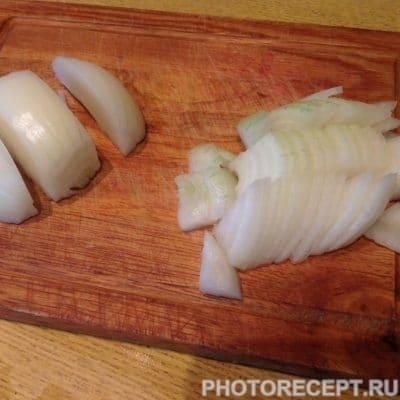 Фото рецепта - Суп харчо из свиных ребрышек - шаг 4