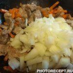 Фото рецепта - Овощное рагу с мясом - шаг 7
