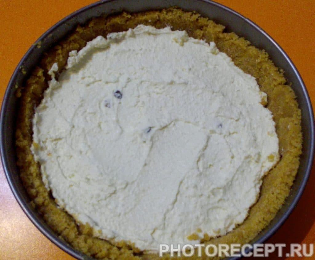 Фото рецепта - Клубничный чизкейк - шаг 3