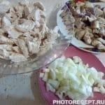 Фото рецепта - Мясная запеканка - шаг 1