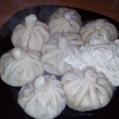 Хинкали - рецепт с фото