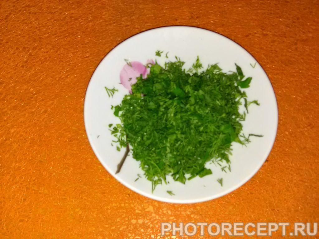 Фото рецепта - Запеченный фаршированный перец под сыром - шаг 4