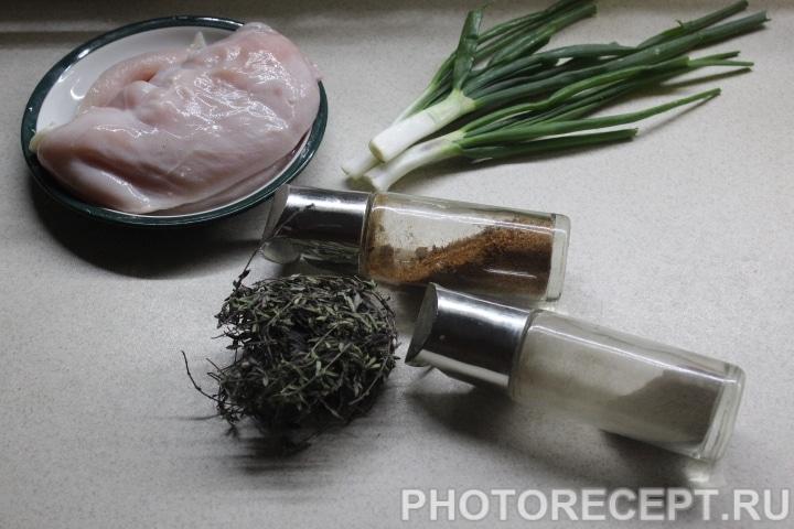 Фото рецепта - Диетический люля-кебаб - шаг 1