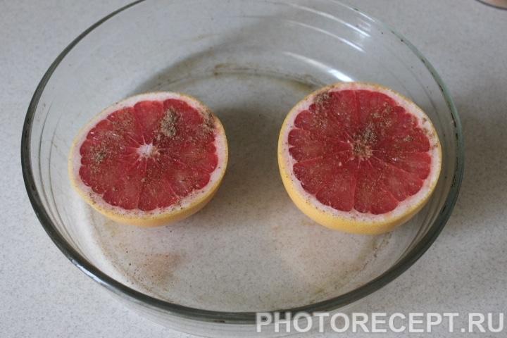 Фото рецепта - Пряные грейпфруты в виде закуски - шаг 3