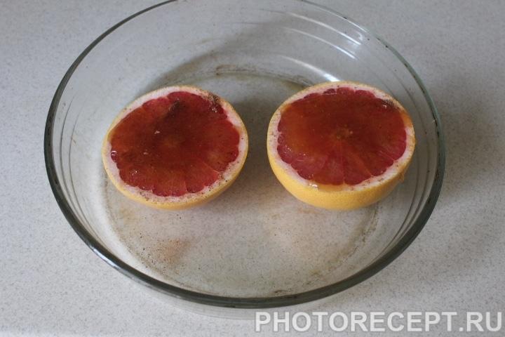 Фото рецепта - Пряные грейпфруты в виде закуски - шаг 4