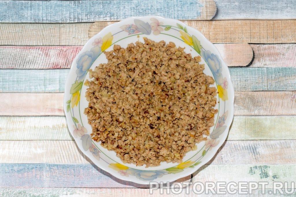 Фото рецепта - Картофельные зразы с мясом - шаг 2