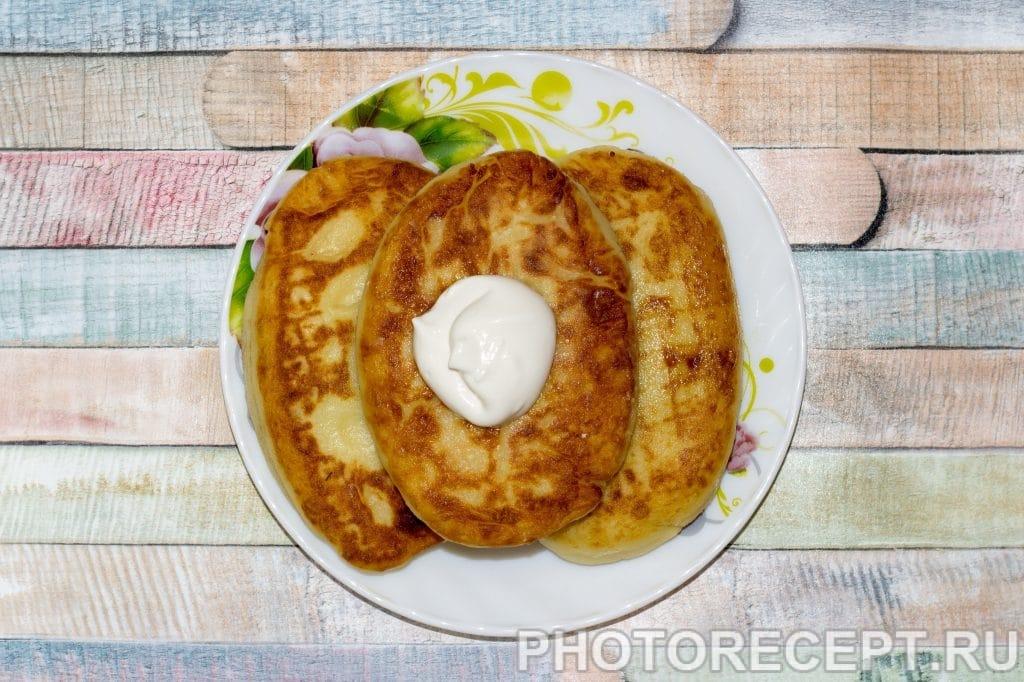 Фото рецепта - Картофельные зразы с мясом - шаг 5