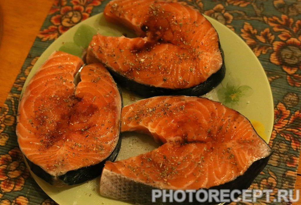 Фото рецепта - Рыба с овощами в мультиварке - шаг 1