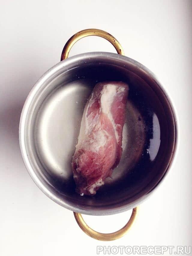 Фото рецепта - Суп-пюре из кабачков - шаг 1