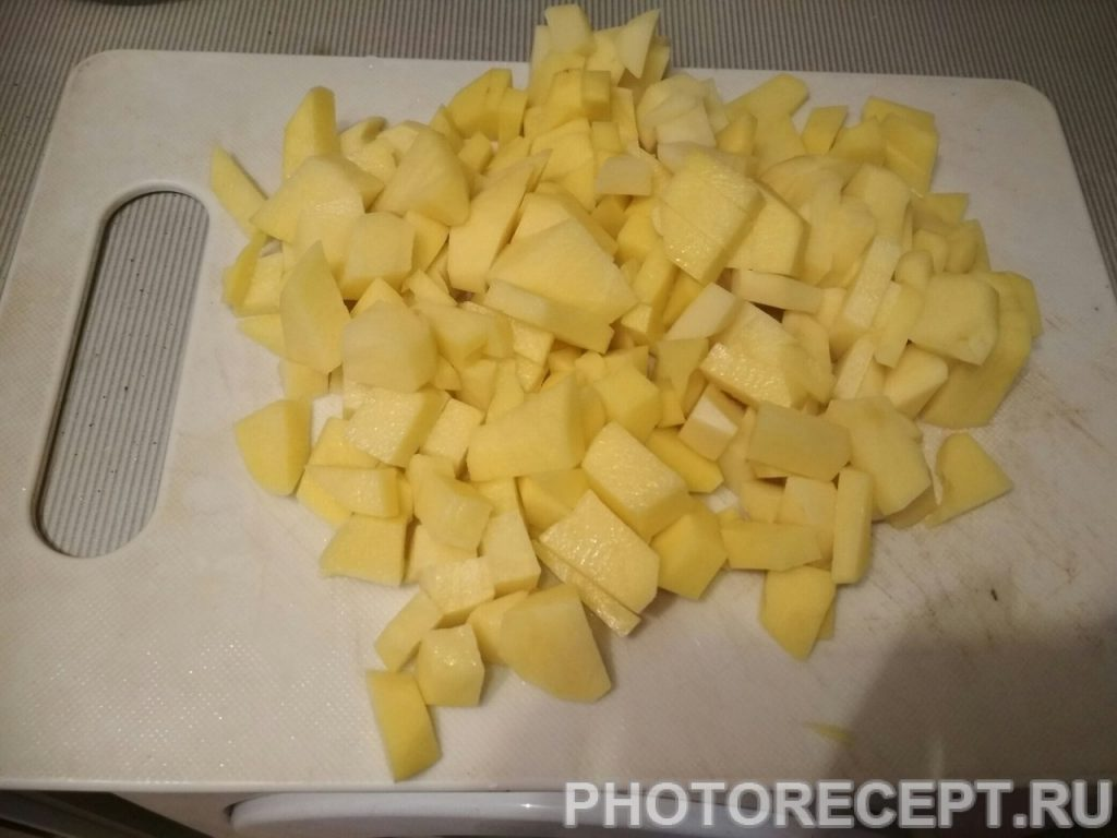 Фото рецепта - Солянка домашняя - шаг 2