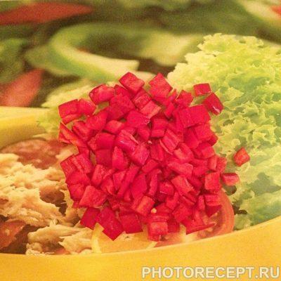 Фото рецепта - Картофельный соус с грибами - шаг 6
