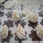 Фото рецепта - Вареники с капустой - шаг 4