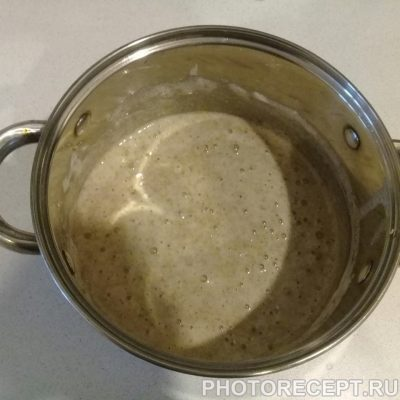 Фото рецепта - Шоколадно-ореховый торт - шаг 2
