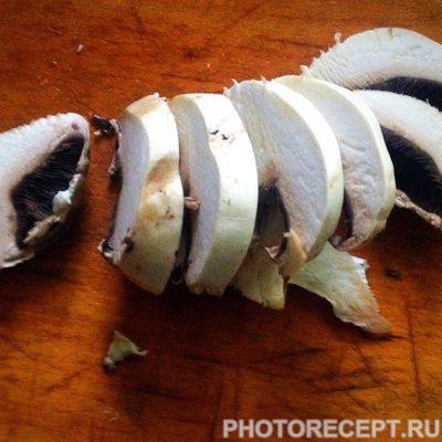 Фото рецепта - Картофельный соус с грибами - шаг 7
