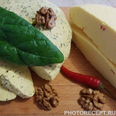 Фото рецепта - Нежный сыр домашнего приготовления - шаг 6