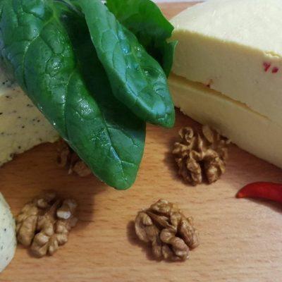 Нежный сыр домашнего приготовления - рецепт с фото