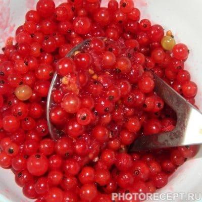 Фото рецепта - Желе из красной смородины на зиму - шаг 2
