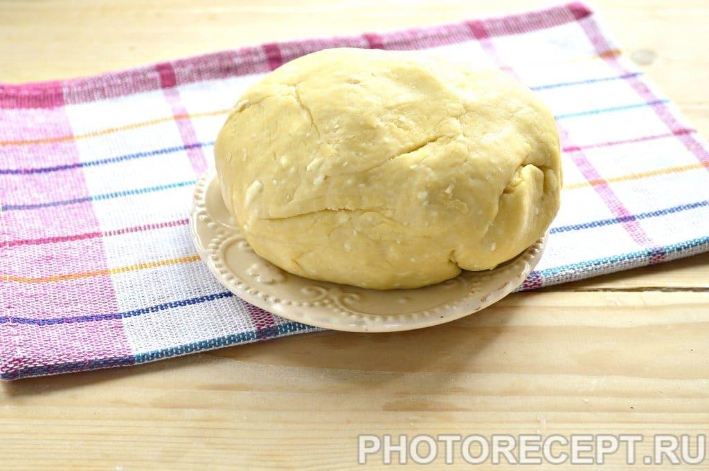 Фото рецепта - Творожный пирог с вареньем - шаг 1