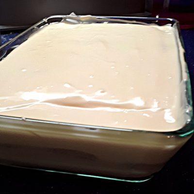 Тирамису – десерт с печеньем - рецепт с фото